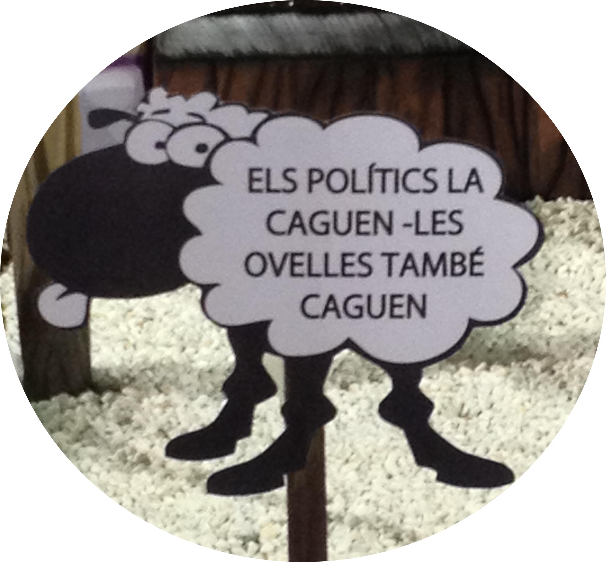 FALLAS 2013. Critica fallera a la clase politica.