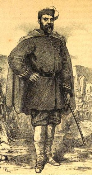 Historia de la guerra de Africa Espanõles y Marroquies, Volumen 1 BARCELONA 1859