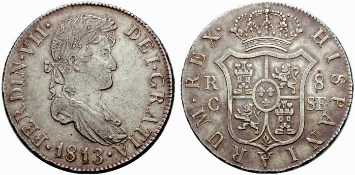 FERNANDO VII CATALUÑA