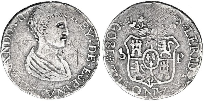 FERNANDO VII LERIDA 1809