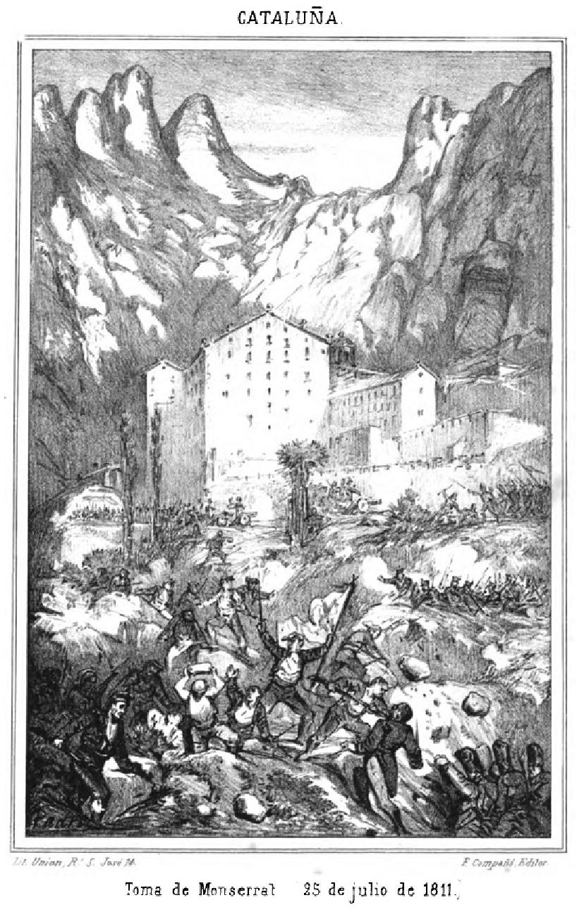 Toma de Monserrat. 25 de julio de 1811-1