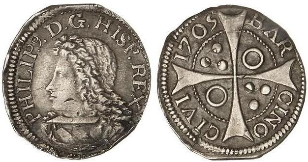CROAT FELIPE V 1705