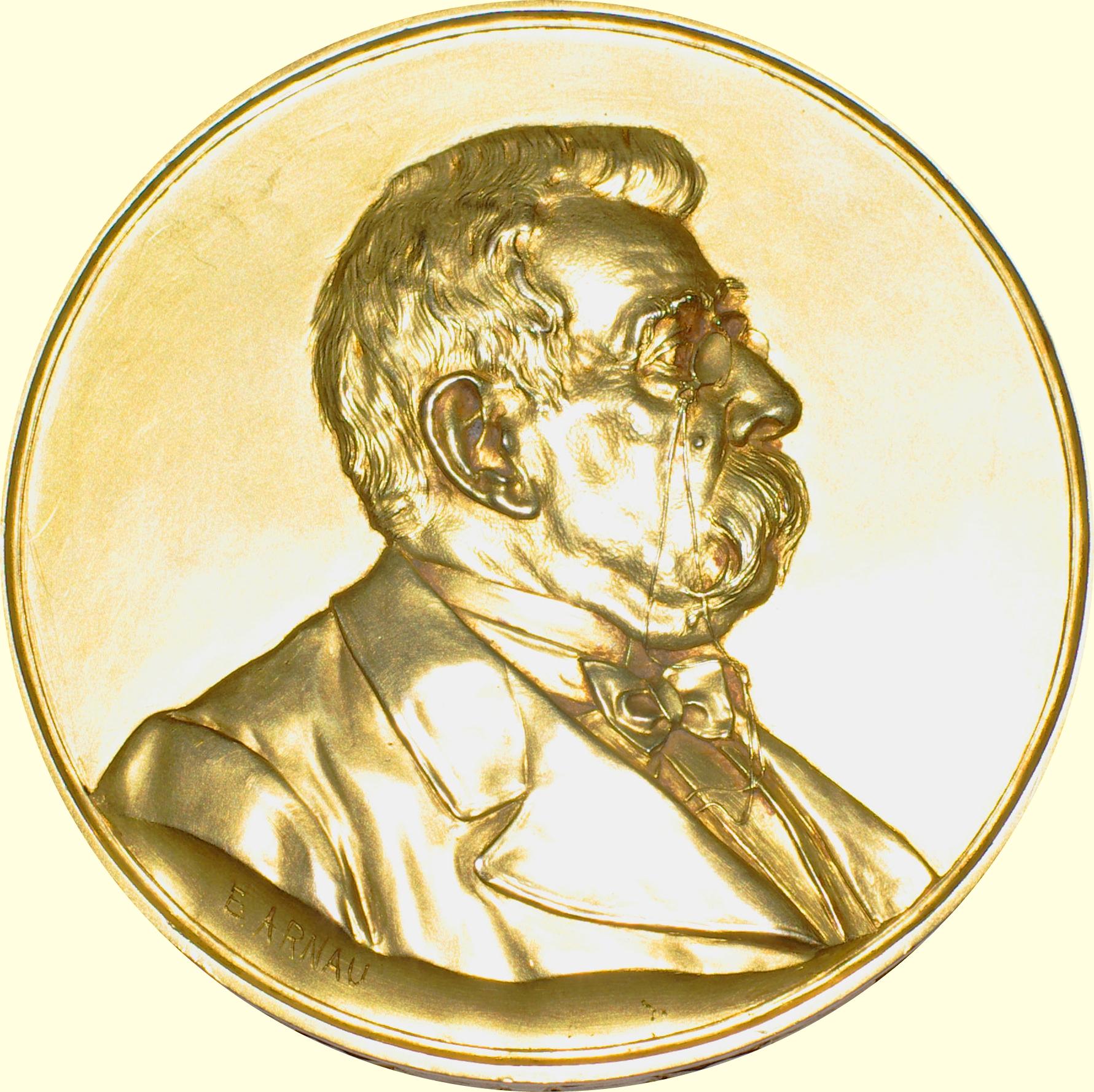 Medalla Manuel Duran i Bas