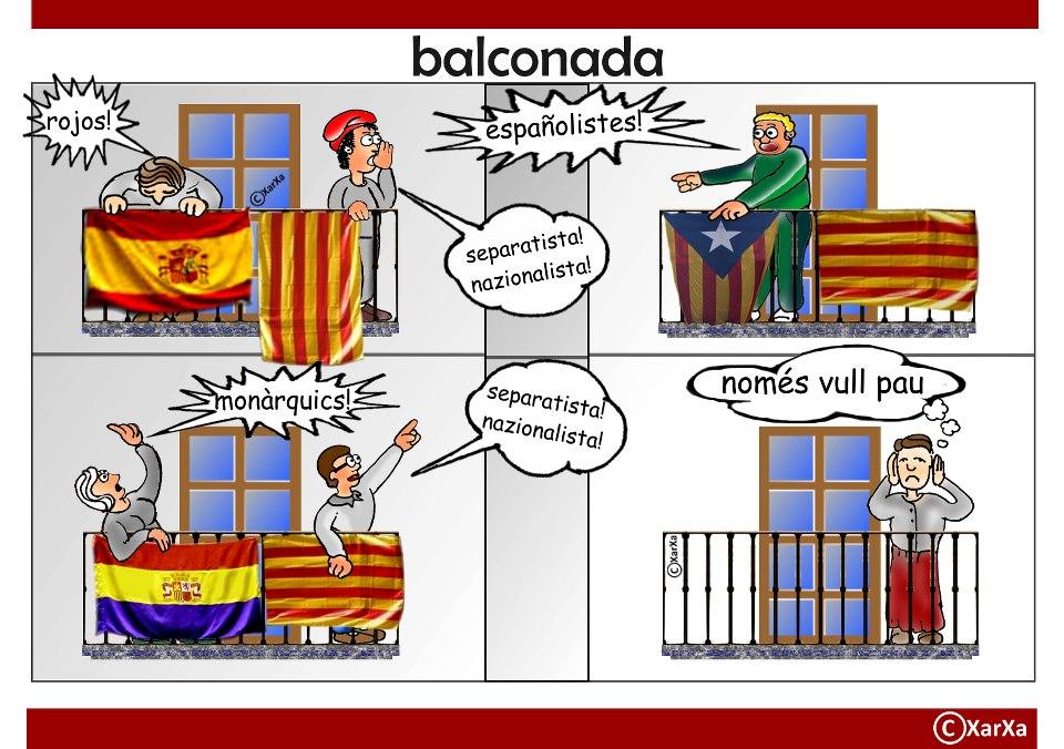 balconada de los catalanes