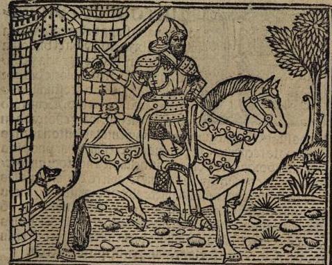 Cronica del muy efforcado cavallero el Cid ruy diaz campeador 1533.