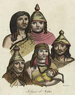 Indigenas nutka Fuente original Desconocido.