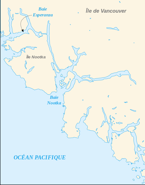 Isla de Nutka